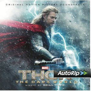The soundtrack to the epic movie Thor! #Christmas #Gift #ideas