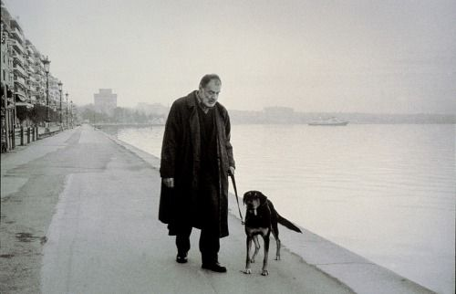 Eternity and a day Angelopoulos