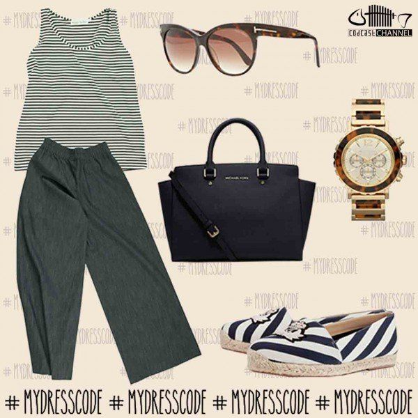 Shirt and Jeans MIDALI - Shoes CHRISTIAN LOUBOUTIN - Wathc and Bag MICHAEL KORS - Sunglasses DOLCE&GABBANA #womenswear #newcollections #springsummer2014 #ss14 #outfit #fashion #style #trends #outfitideas #outfitoftheday #dolcegabbana #michaelkors #christianlouboutin #midali #martinomidali
