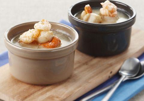 Cassolettes de crustaces | Croquons La Vie - Nestlé