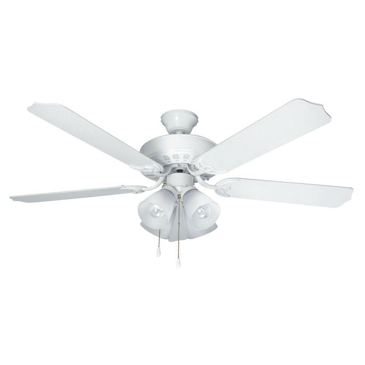 "52"" Bala® Quick Connect 5 Blade Ceiling Fan"