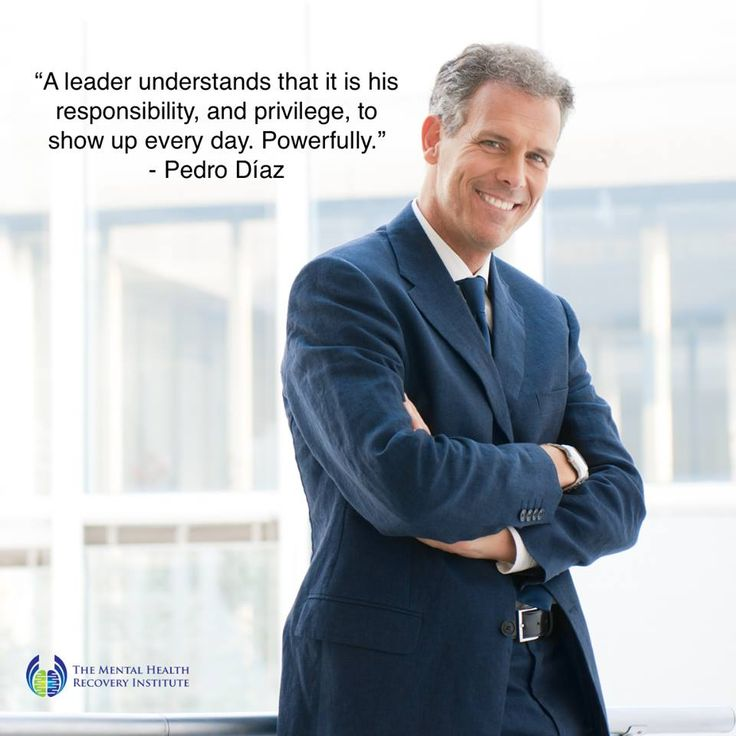 Workplace mental health tips for leaders by Pedro Diaz, The Mental Health Recovery Institute