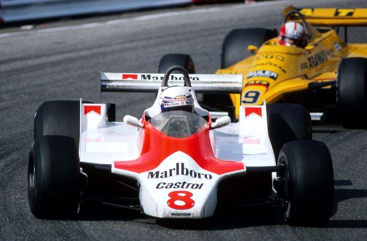 Alain Prost 1980