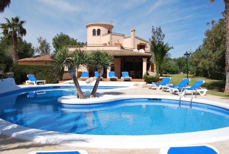 8 best Mallorca Villa Spanje images on Pinterest Mansions, Villa