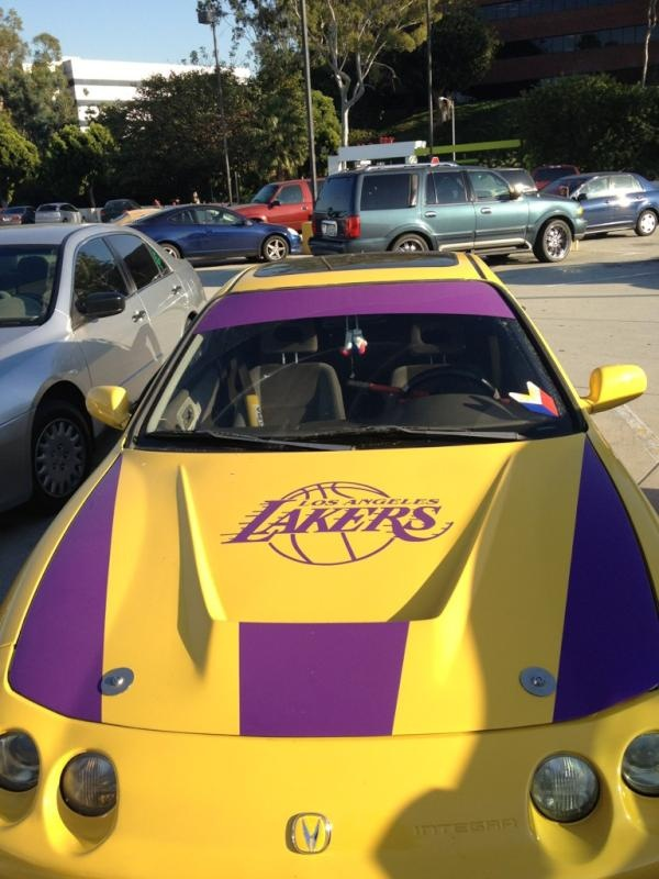 11 Best Images About LA Lakers Diecast Cars NBA On