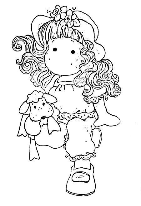 magnolia stamps coloring pages - photo#20