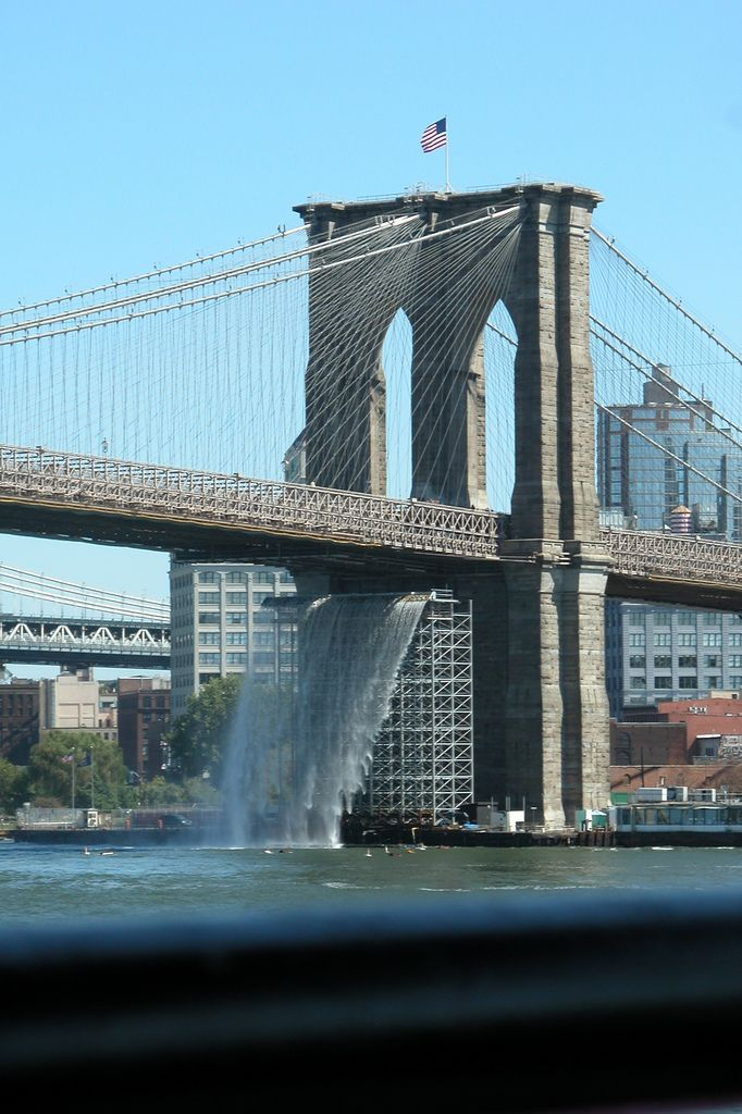 Brooklyn Bridge - New York City - New York - USA (von jbremer57)