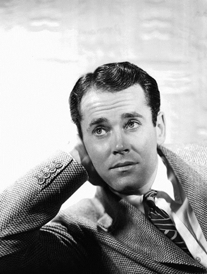 Henry Fonda, 1941, love this photo of him. Great actor!