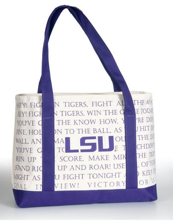 LSU Fight Song Cooler  Purchasing available through our Facebook page: https://www.facebook.com/handlewithflair1