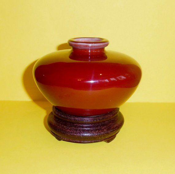 Chinese Wooden Stands For Vases