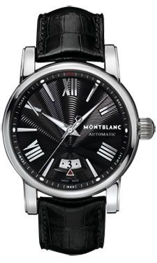 Montblanc Watches - Star 4810 Automatic - Style No: 102341 http://www.creativeboysclub.com/tags/watches