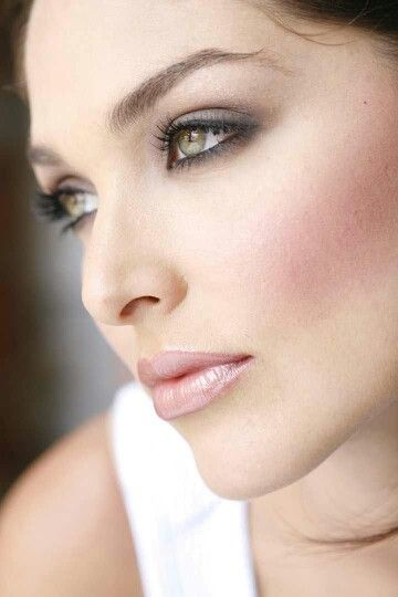 Ideal wedding makeup for light brown to hazel eyes ...