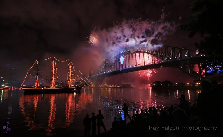 2015 NYE Sydney