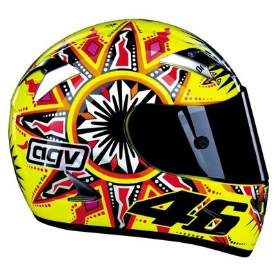 AGV - Valentino Rossi helmet