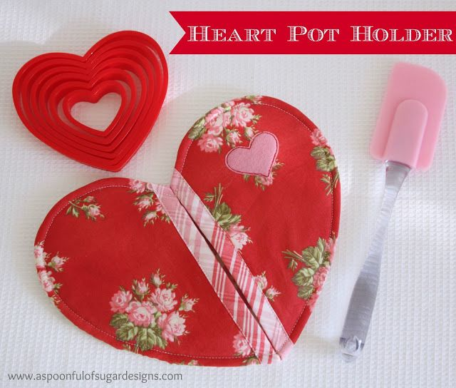 We have had heaps of requests over the past couple of years for the Pot Holder Pattern (in a tutorial format) for our Heart Pot Holder. We finally got around to it, just in time for this years Valentines Day. We have modified the pot holder pattern slightly and have made it using some pretty... Read More »