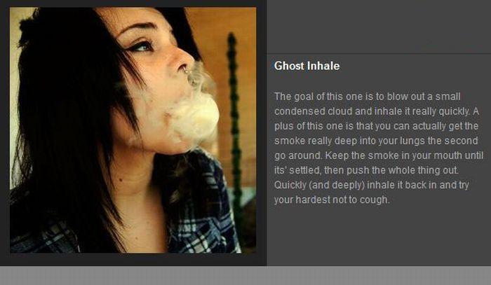 Ghost Inhale