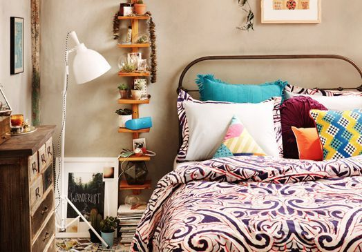 Urban outfitters bedroom home fun pinterest for Bedroom ideas urban outfitters