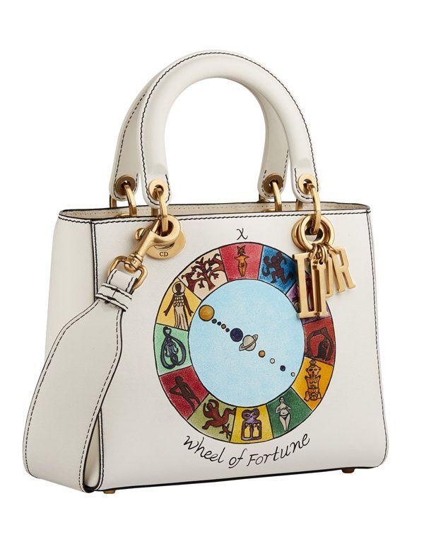 "3efb79bd128 Christian Dior ""Tarot"" Resort 2018 Bags (Tom & Lorenzo) | Women's ..."
