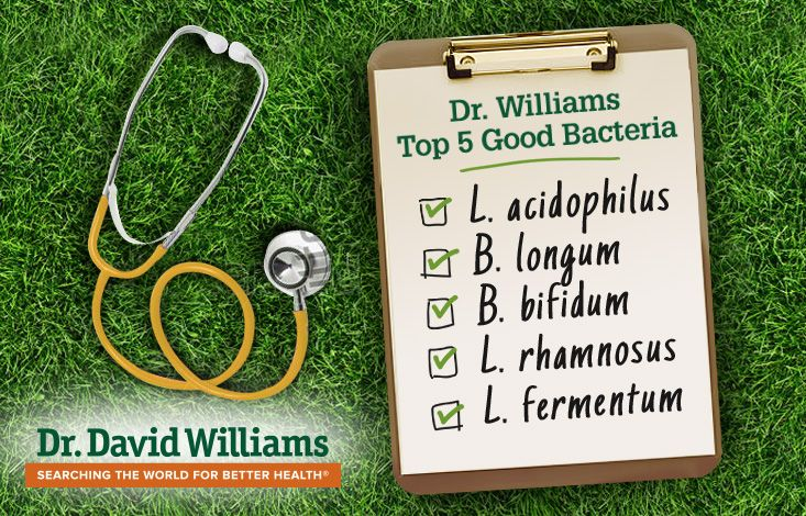 Learn how to choose the best probiotic supplement using these four criteria from Dr. David Williams.