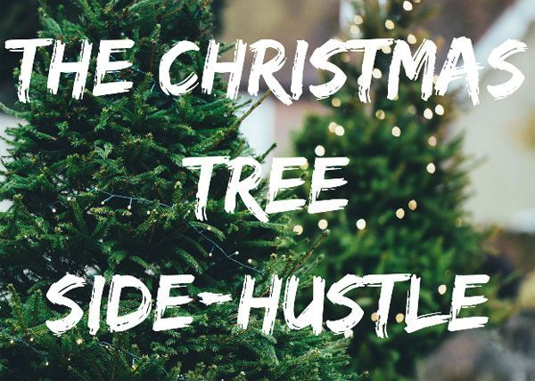 Side Hustle 68 Make Money Selling Christmas Trees Christmas Tree Lots Christmas Tree Stand Christmas Tree Farm
