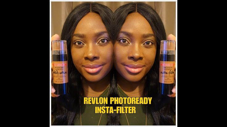 REVLON PHOTOREADY INSTA-FILTER FOUNDATION W/BEAUTY BLENDER | DRUGSTORE |...