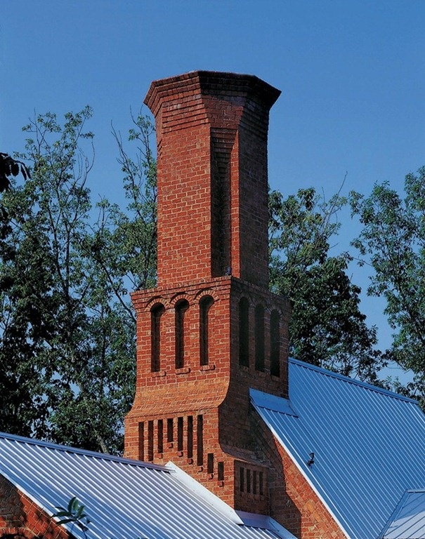 Architectural Chimney Tops : Images about chimneys on pinterest fake brick