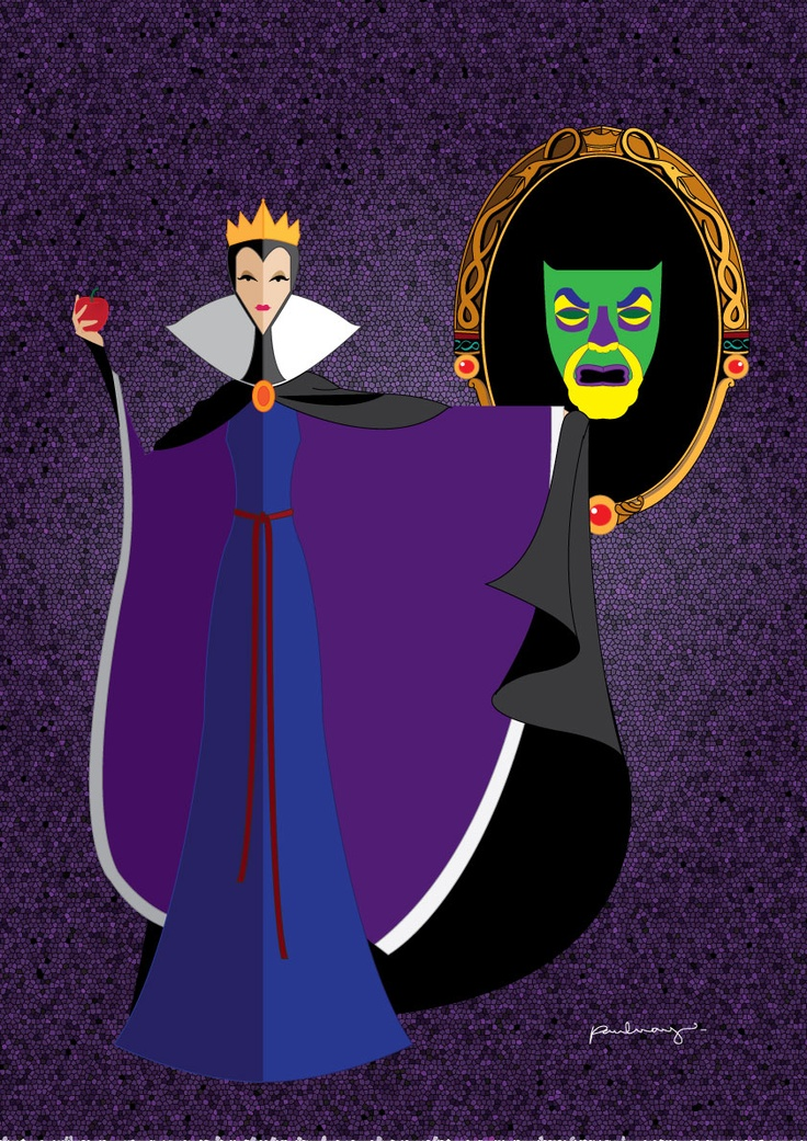 1000 images about evil queen from snow white on - Evil queen disney ...