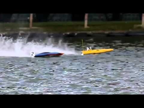RC Powerboat Racing: Crash Compilation. Let's face it: everyone likes watching the crashes, so bring 'em on! Footage from the 2012 Model Power Boat Association Fast Electric Nationals. No boaters were harmed in the making of this video! #rc #boat #crash