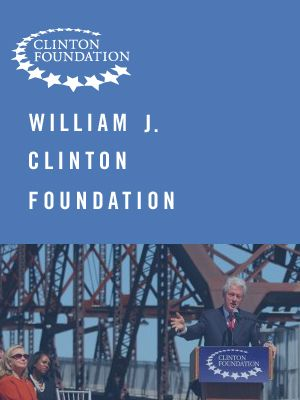 william clinton foundation - Google Search