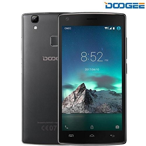 Oferta: 65.99€. Comprar Ofertas de Smartphone Libre, DOOGEE X5 MAX 3G Teléfonos Móviles Libres (MTK6580 Quad Core, 5.0 Pantalla HD LCD, 8GB ROM, 8MP Cámaras Dua barato. ¡Mira las ofertas!