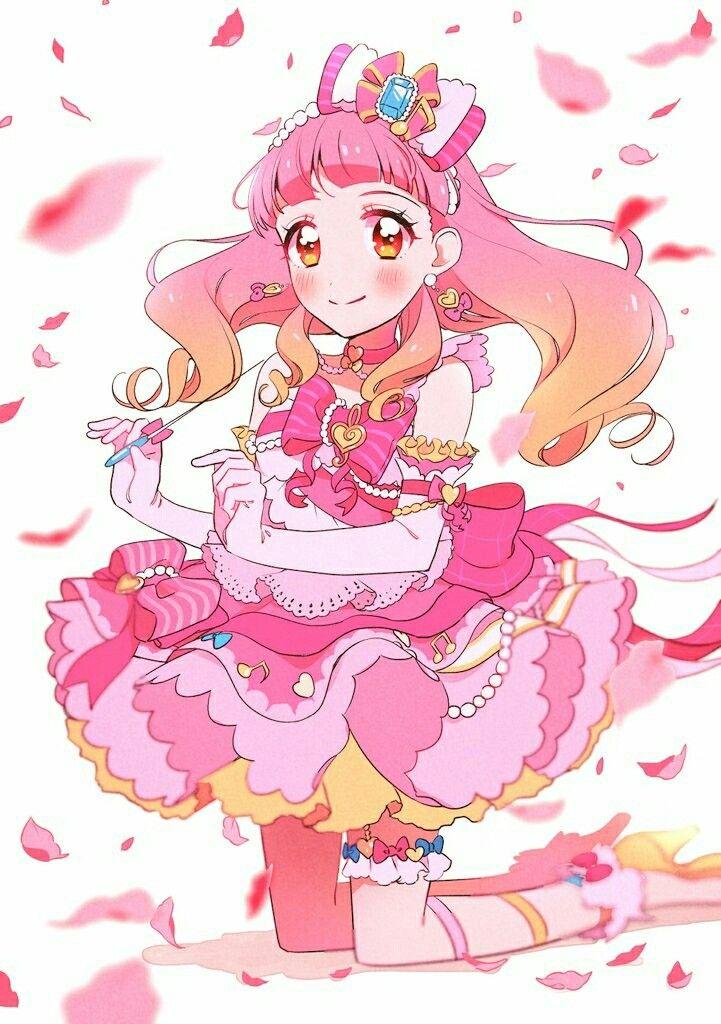 Aine yuki aikatsu friends Anime
