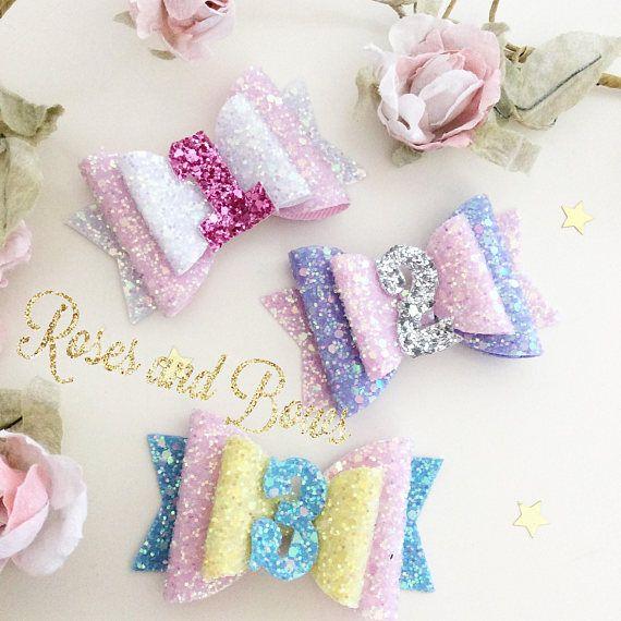new designs Handmade Pretty Hair Bow Clips Sets ballerina fairy unicorn rainbow