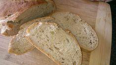 Domáci pšenično-ražný chlieb