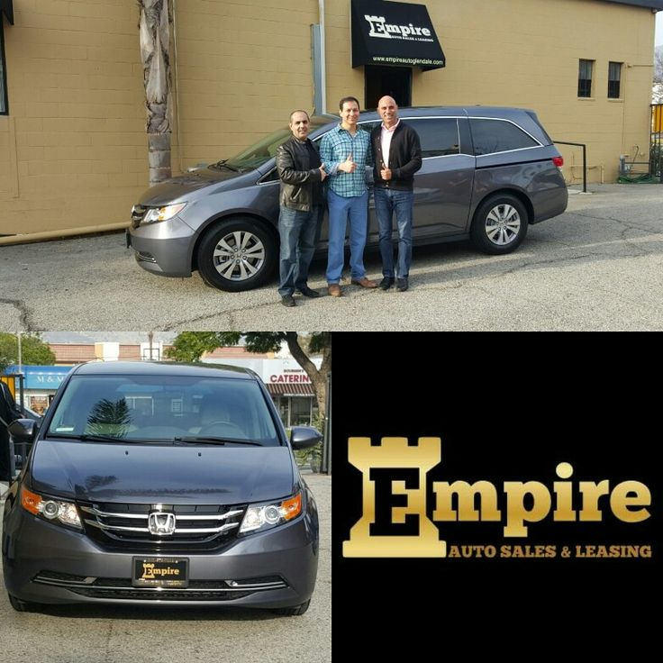 Congratulations Armen on your Brand New Honda Odyssey Se. Thank you for your loyalty.  #empireauto #new #car #lease #purchase #finance #refinance #newcarlease #newcarfinance #leasingcompany #customerservice #GlenoaksBlvd #glendale #brokerage #autobrokersales #autobroker #autobrokers #wholesaler #2016hondaodysseyse