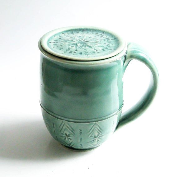 1000 Ideas About Ceramic Mug With Lid On Pinterest