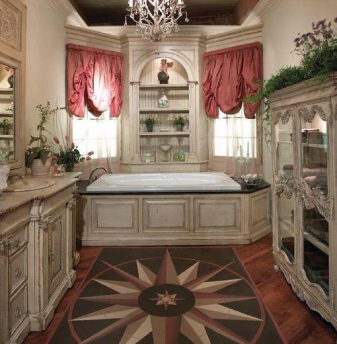 bath & dressing rooms