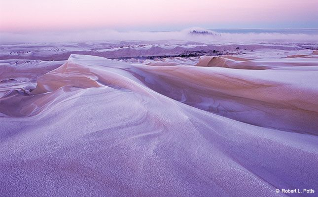 Oregon Dunes National Recreation Area, Siuslaw National Forest, Oregon