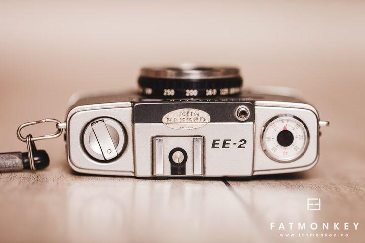 KAMERA | Olympus-Pen EE-2 - Fotograf Ann Sissel Holthe | Portrett og Bryllupsfotograf | www.fatmonkey.no