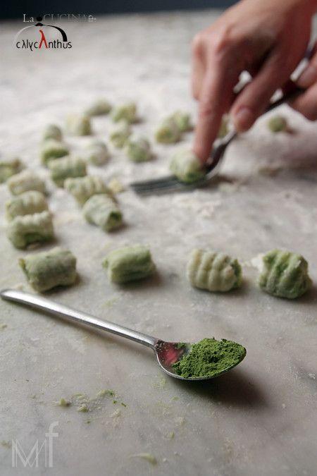gnocchi al te verde