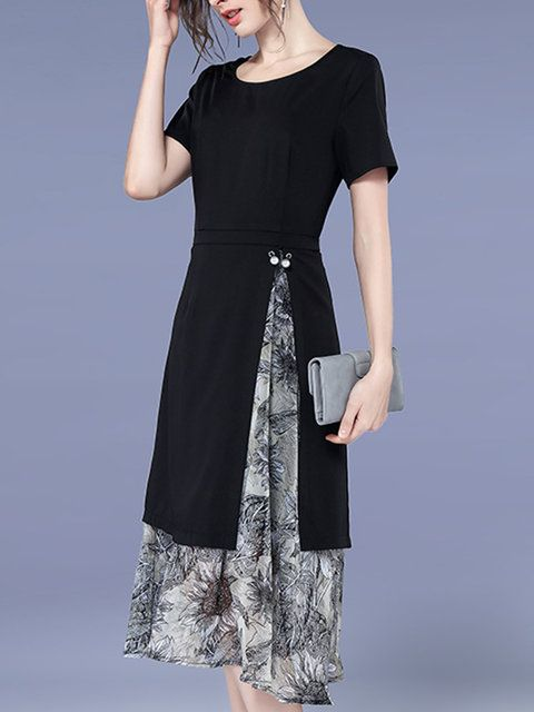 3230348918b6 Buy Floral Dresses Midi Dresses For Women from Misslook at Stylewe. Online  Shopping Stylewe Sundress