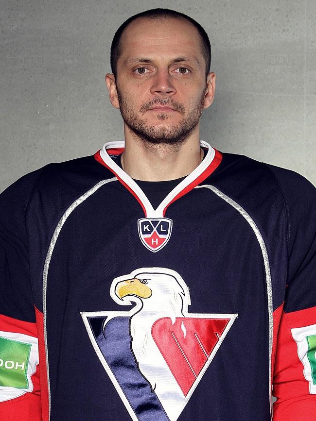 Ján Tabaček #KHL
