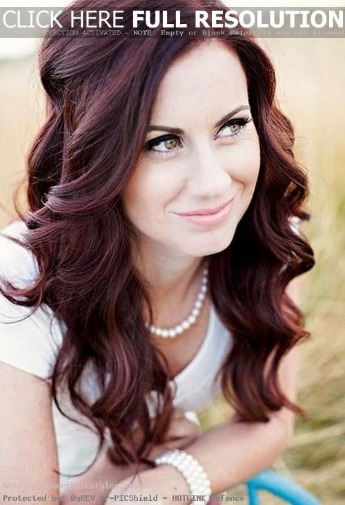 Bridal Party Hairstyles for Long Hair 2016