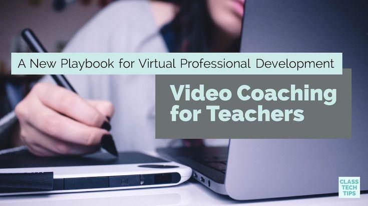 "Write up of ""Evidence of Practice"" #videoLearning book from Monica Burns http://classtechtips.com/2018/01/03/video-coaching-teachers-virtual-professional-development/?utm_content=buffer36442&utm_medium=social&utm_source=pinterest.com&utm_campaign=buffer"
