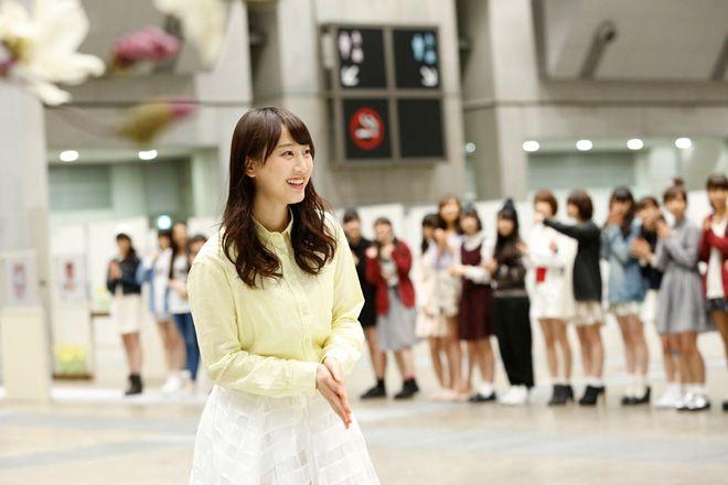 【イベントレポート】松井玲奈、乃木坂46兼任解除 | 乃木坂46 | BARKS音楽ニュース