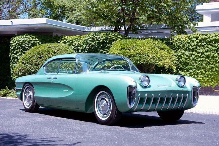 1955 Chevrolet Biscayne - Motorama Dream Car Concept 01