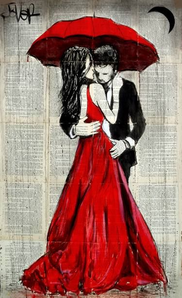 red romantica