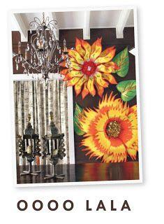 Friday Flower: Giant Sunflower - Aunt Peaches