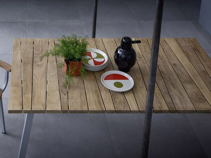 Inout 133 is the @gervasoni1882  Aluminium table, available in two vernishings, with top made in different materials.