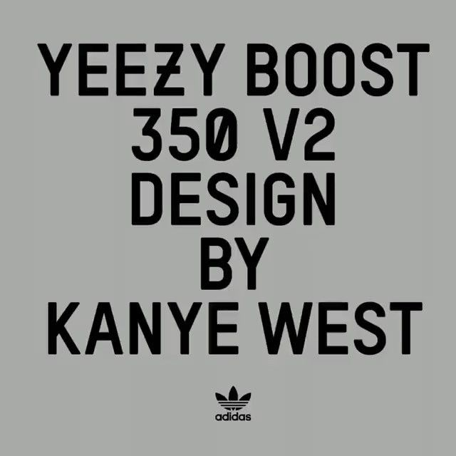 Breaking News || We are happy to announce about KANYE WEST and adidas  Originals new drop || YEEZY BOOST 350 V2 Available exclusively online on September  24.