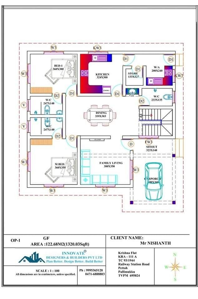 Pin By Beeya On Home Plans Budget House Plans Town House Plans New House Plans House floor plan names